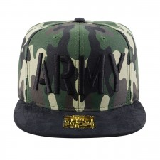 BONE ABA RETA YOUNG MONEY SNAPBACK 3D ARMY