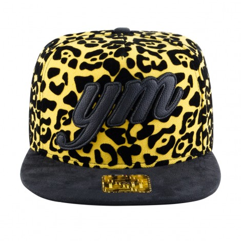 BONE ABA RETA YOUNG MONEY SNAPBACK BUCKSKIN YM 3D