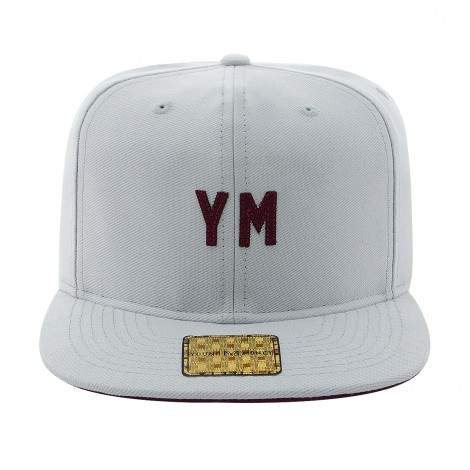 BONE ABA RETA YOUNG MONEY STRAPBACK DAD HAT YM WINE b89e4315c49