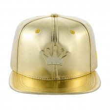 BONE ABA RETA YOUNG MONEY SNAPBACK YME3066OURO COROA