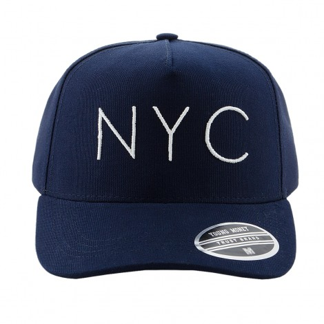 BONE ABA CURVA YOUNG MONEY SNAPBACK 3107 NYC MARINHO